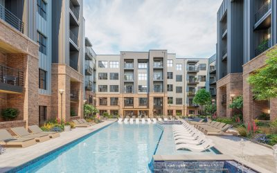 Drexel Apartment